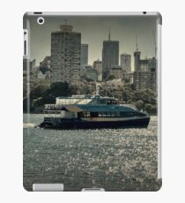 Manly Ferry iPad Case/Skin