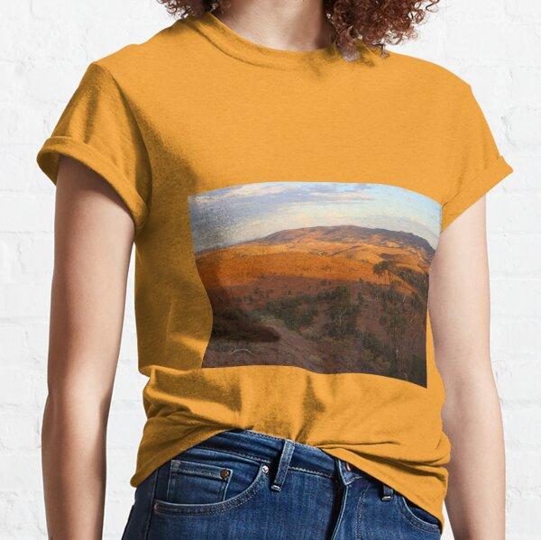 Sunset, Bendleby Ranges, Australia Classic T-Shirt
