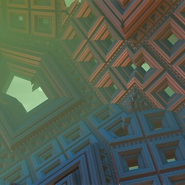 Fractal Architecture by christianmuller