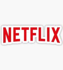 Netflix Kleines Logo Sticker