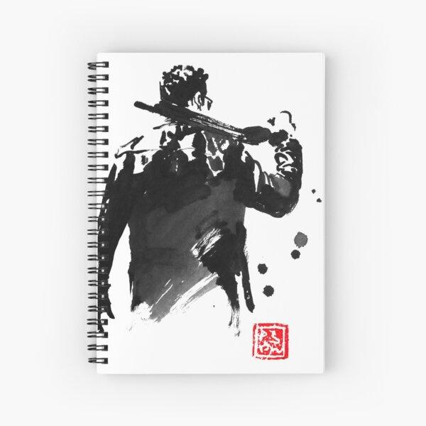 terminator Spiral Notebook