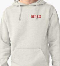 Netflix Small Logo Pullover Hoodie