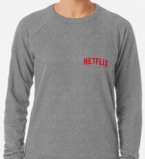Netflix Small Logo Lightweight Sweatshirt