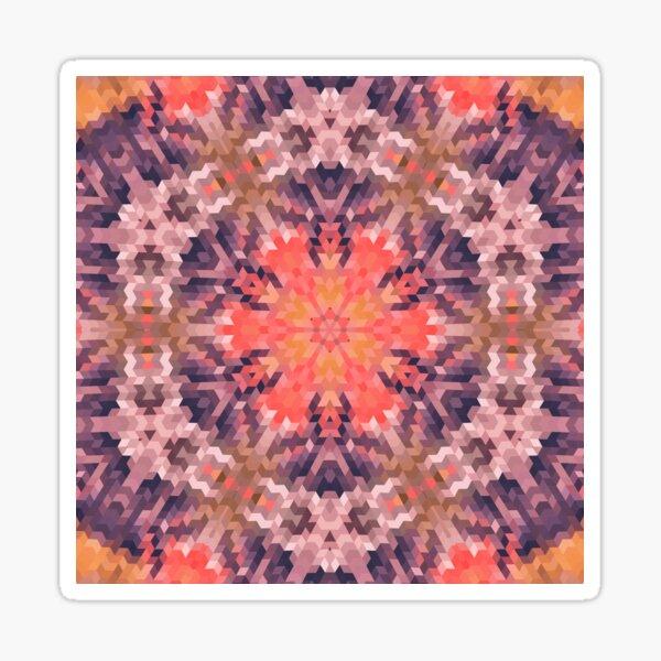 Geometric pattern 16 Sticker