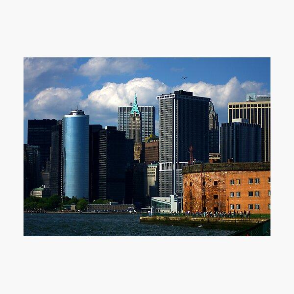 Battery Park City Photographic Print