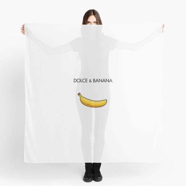 Dolce & Banana Scarf