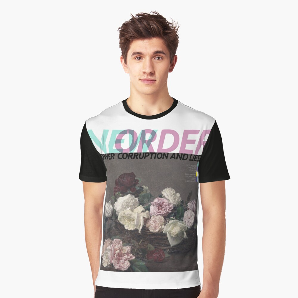 ROCK ART # NEU OD Grafik T-Shirt