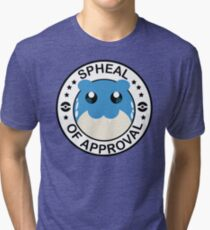 Spheal of Approval Tri-blend T-Shirt