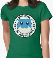 Spheal of Approval Womens Fitted T-Shirt