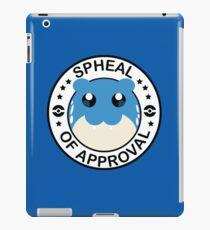 Spheal of Approval iPad Case/Skin