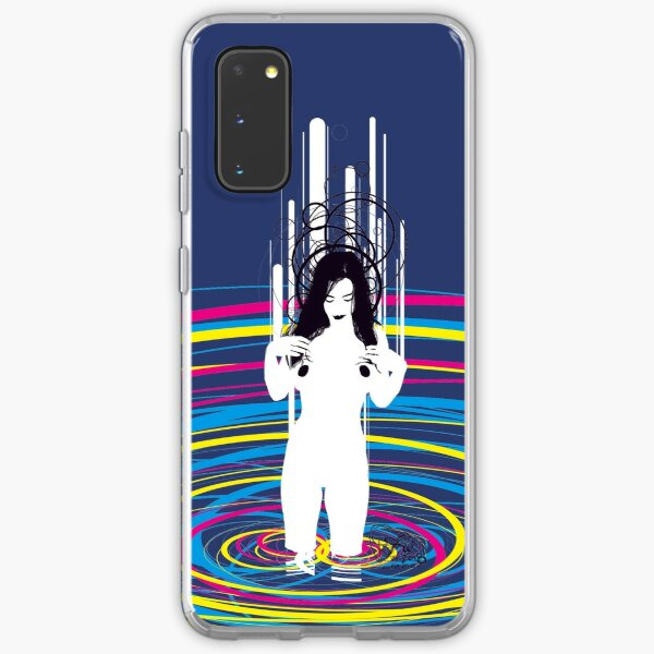 walking in the water 18 Samsung Galaxy Soft Case