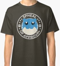 Spheal of Approval - White Classic T-Shirt