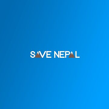 Save Nepal EARTHQUAKE RELIEF FUND DESIGN by crunchyparadise