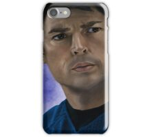 Bones McCoy iPhone Case/Skin