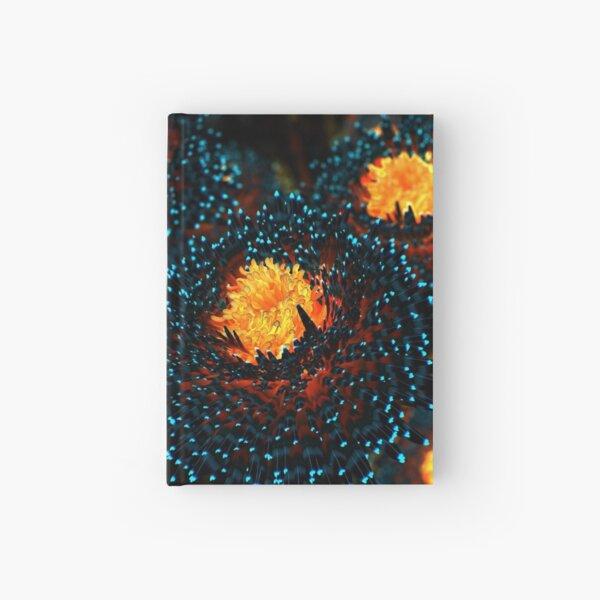 Electric Dahlia Hardcover Journal