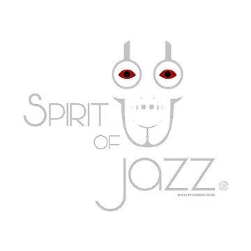 Spirit of Jazz by Eye Voodoo - Mighty Boosh by eyevoodoo