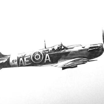 Spitfire 2 by Croftsie