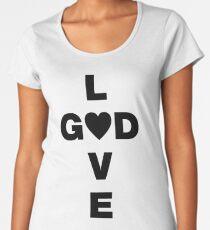 Love God Gift T Shirt Women's Premium T-Shirt