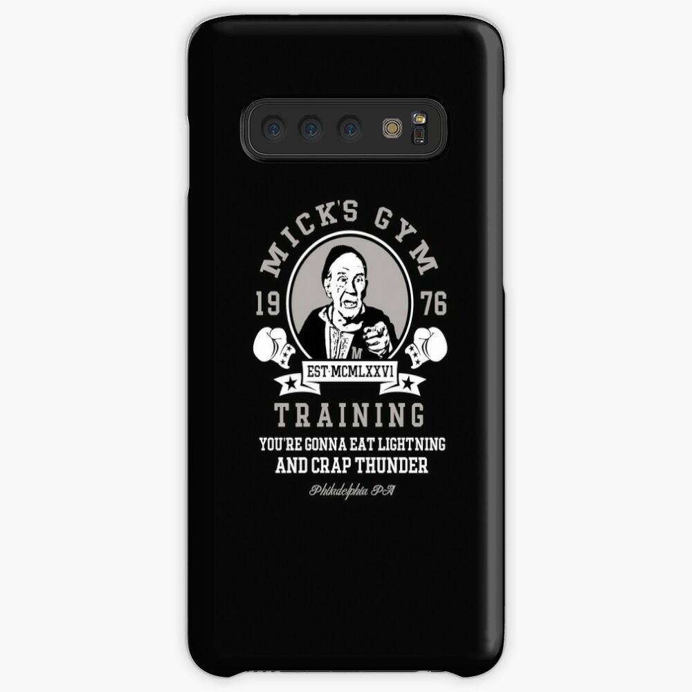 Micks Fitnessstudio Hülle & Klebefolie für Samsung Galaxy