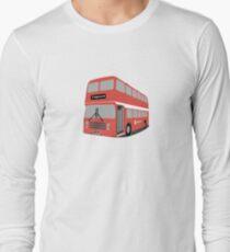 David's Bus Long Sleeve T-Shirt