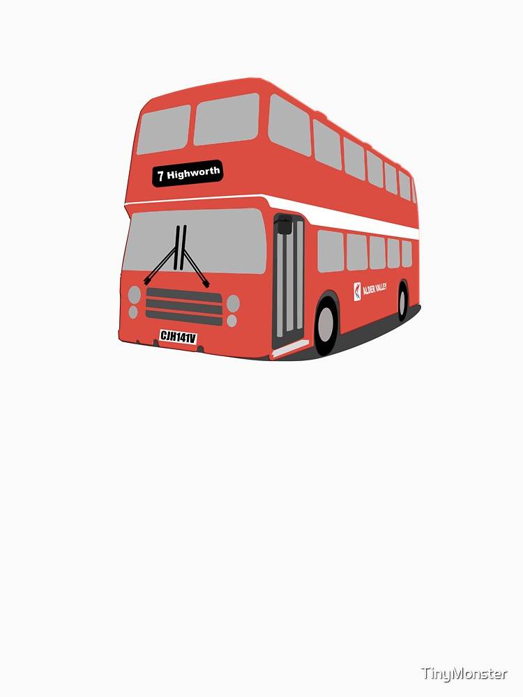 David's Bus by TinyMonster