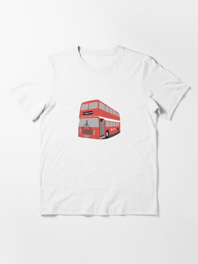 Alternate view of David's Bus Essential T-Shirt
