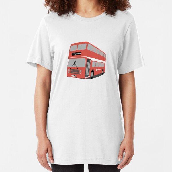 David's Bus Slim Fit T-Shirt