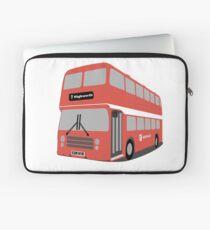 David's Bus Laptop Sleeve