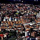 Central Cuenca, Ecuador III by Al Bourassa
