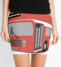 David's Bus Mini Skirt
