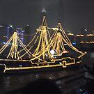 Light Boat by barnsy