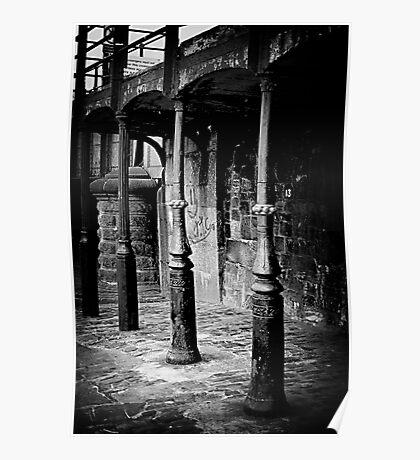 Pillars and Posts Poster