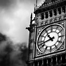 Big Ben [Print & iPad Case] by Didi Bingham