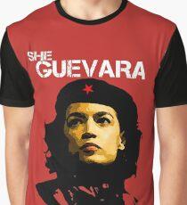 She Guevara Graphic T-Shirt