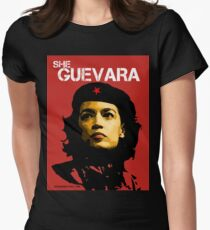 She Guevara Women's Fitted T-Shirt