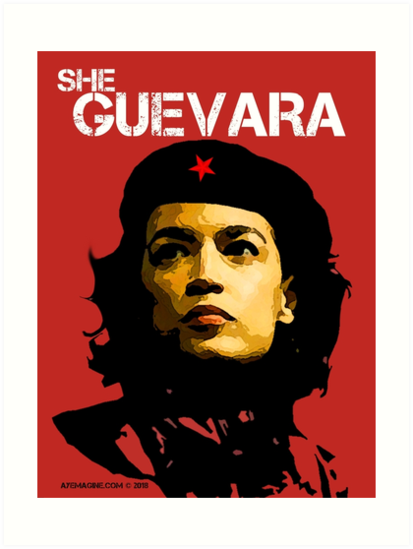 She Guevara by ayemagine