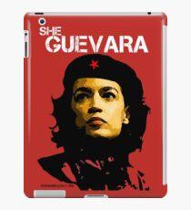 She Guevara iPad Case/Skin