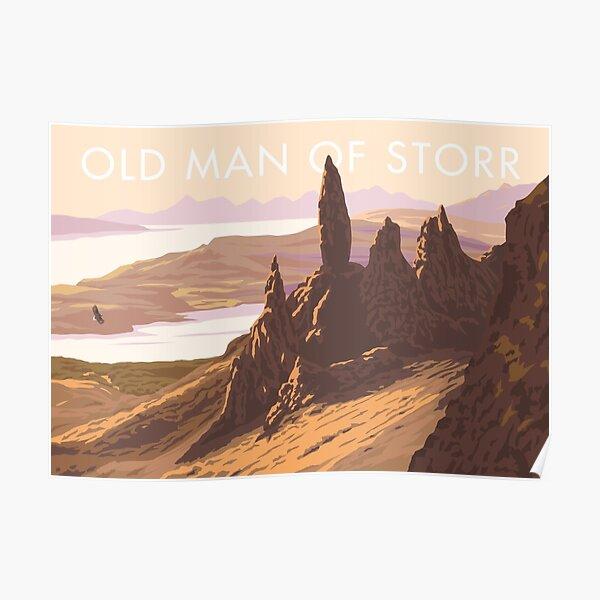 Old Man of Storr Poster