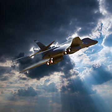 B-One Burner by aviationart