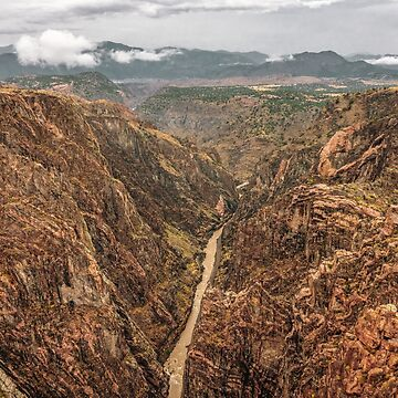 Royal Gorge Landscape by cheesim
