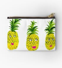 Pineapple Party: fruity fun with the Pineapple Sisters Studio Pouch