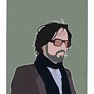 JARVIS COCKER by barneyrobble
