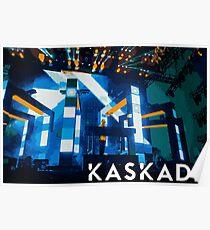 Kaskade - Coachella 2015  Poster