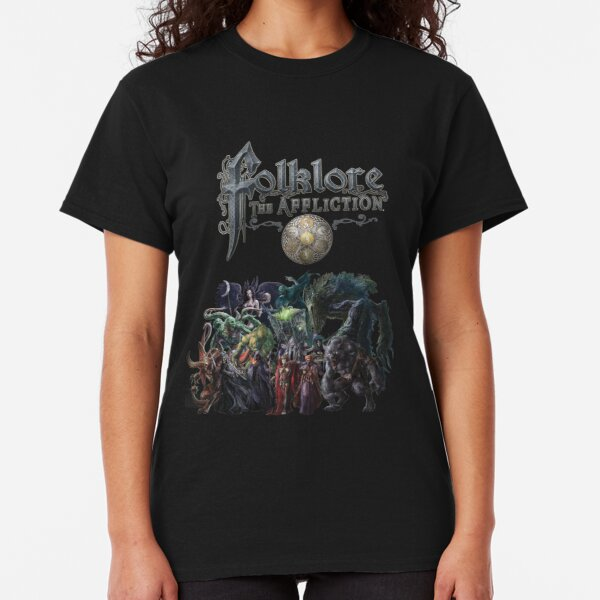 Folklore: The Affliction (Afflictions) Classic T-Shirt