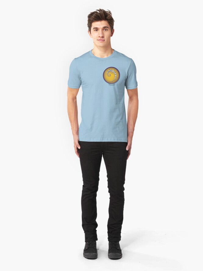 Alternate view of Stonehenge 1996 Slim Fit T-Shirt