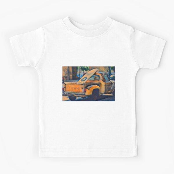 Surfer Truck Kids T-Shirt
