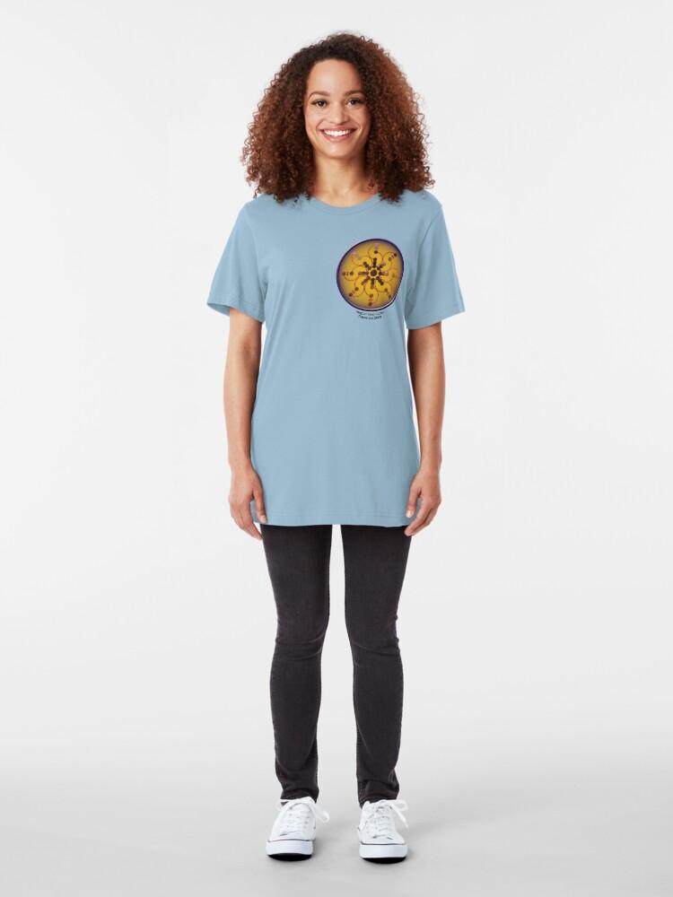 Alternate view of Tidcombe 2009 Slim Fit T-Shirt