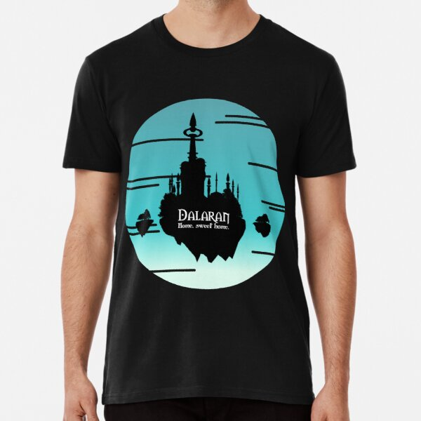 Dalaran - home sweet home Premium T-Shirt