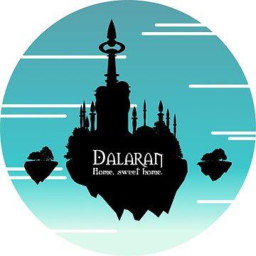 Dalaran - home sweet home by Mahkor