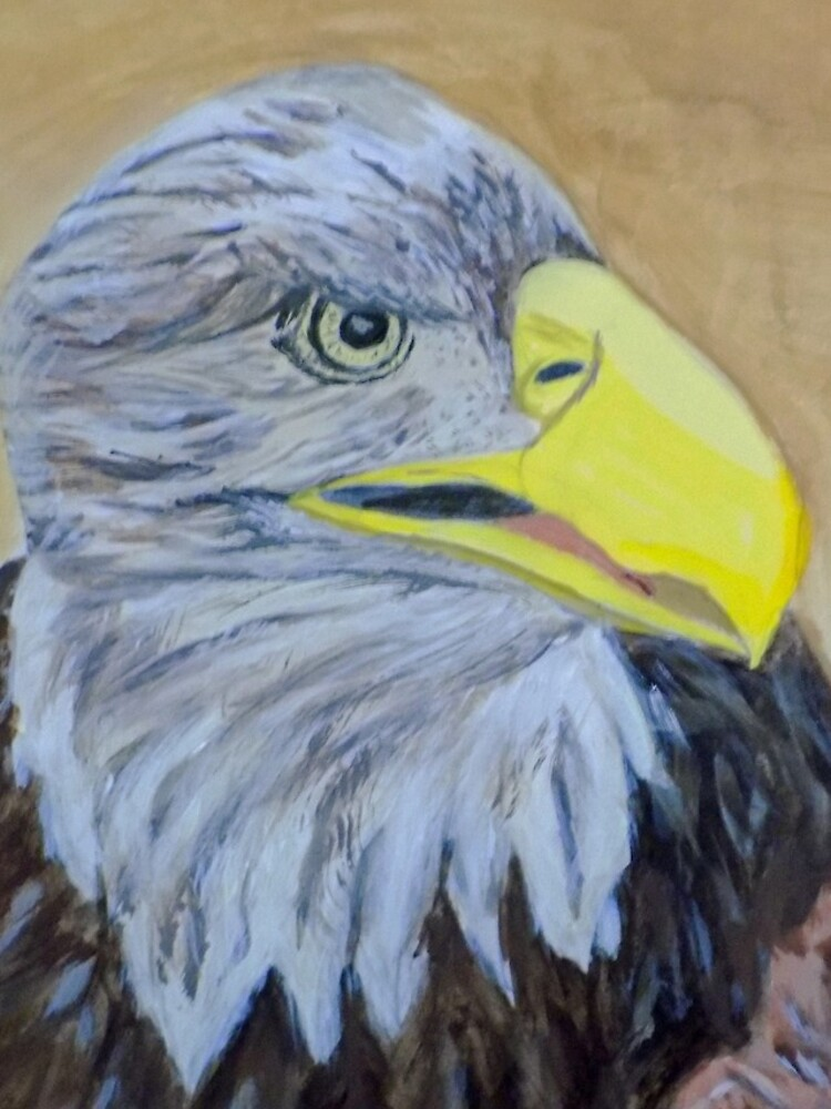 American Eagle by irenebernhardt